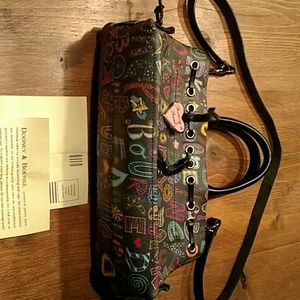 Dooney & Bourke multi colored bag